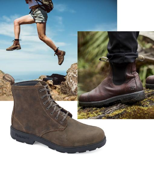 Blundstone Footwear Logo